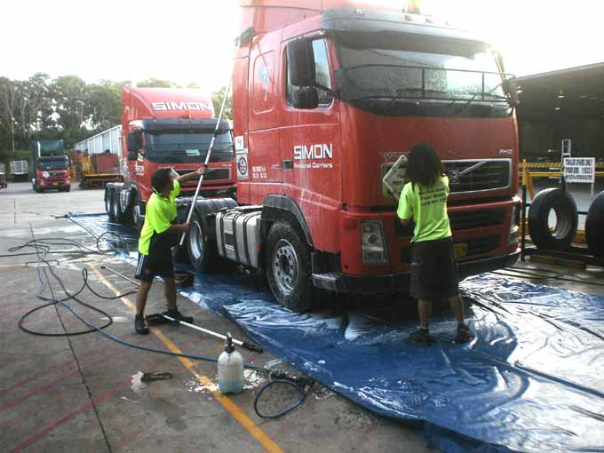 Image result for truck wash business